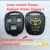 Cover remote toyota alphard lobang 3