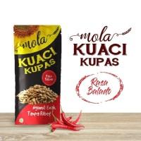 Kuaci Kupas / MOLA KUACI Varian Balado 100gr Snack Sehat Kekinian