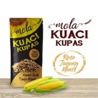 Kuaci Kupas / MOLA KUACI Rasa Jagung Manis 100gr Snack Sehat Kekinian