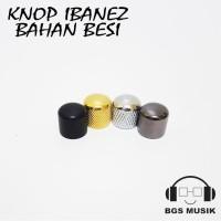 Knop Gitar Elektrik Original Bahan Full Besi - Knob Gitar Ibanez