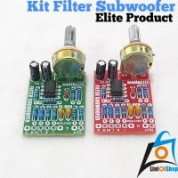 Kit Filter Subwoofer Elite Product