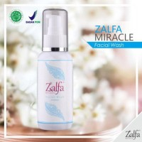 Facial Wash Acne - Zalfa Miracle