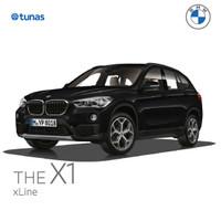 BMW X1 xLine   BMW Tunas   SAV   Hitam   Bandung