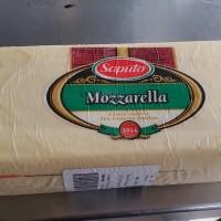 mozzarella cheese saputo 200g