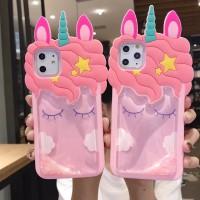 Case IPHONE 6 6S Plus 7 8 Plus 11 11 Pro Max Glitter Unicorn
