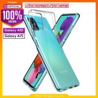 Case Samsung Galaxy A51 / A71 Spigen Liquid Crystal Clear Casing