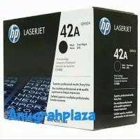 TONER PRINTER HP LASERJET 42A BLACK MONO [Q5942A] ORIGINAL