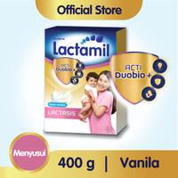 Lactamil Lactasis Minuman Ibu Menyusui Vanila 400gr