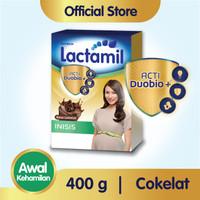 Lactamil Inisis Minuman Awal Kehamilan Coklat 400gr
