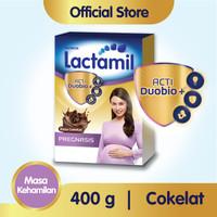Lactamil Pregnasis Minuman Ibu Hamil Coklat 400gr