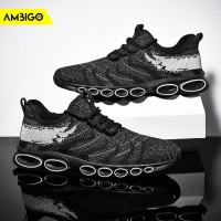 Ambigo INCUBUS Men Sepatu Sneakers Import Running Lari Olahraga Pria
