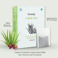 Herbilogy Laxa Tea Isi 20 Teabags