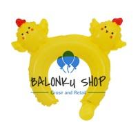 Balon Bando / Balon Bando Itik Ayam / Balon Bando Karakter Itik Ayam