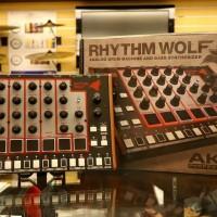 AKAI RHYTM WOLF Drum & Bass Synthesizer Module Analog