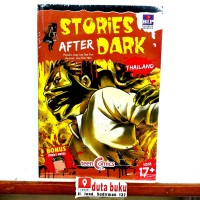 buku komik Terbaru misteri horor anak Stories After Dark Thailand