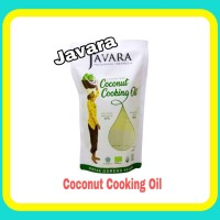 Minyak Goreng Organik JAVARA Coconut Cooking Oil 900 ml