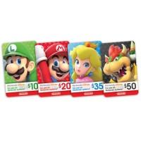 Nintendo eShop Gift Card $35