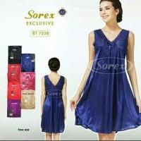 Baju Tidur wanita DASTER Satin Sorex BT 7038 Exlusive Satin Sorex