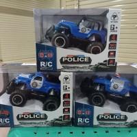 RC Rock Crawler Mobil Remote Kontrol Jeep Off Road Mini