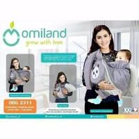 Omiland Gendongan Bayi Samping + Topi Panda Series OBG2311