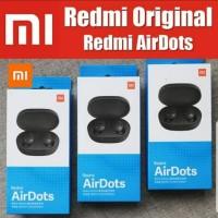 Headset Bluetooth Airdots Pro Xiaomi TWS WIRELESS 5.0 Earbuds MI TRUE