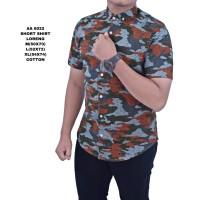 Baju Kemeja Santai Pria Kemeja Casual Cowok Kemaja Pantai