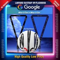 LANYARD Google-STRAP HP-FLASHDISK-ID LANYARD
