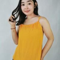 new product tanktop baju atasan wanita tali ikat oleh oleh bali
