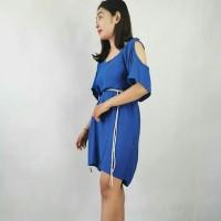 new produk minidress lengan lubang dress sexy oleh oleh bali