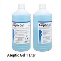 Aseptic Gel/Antiseptik/Sanitizer Onemed Refill 1 Liter