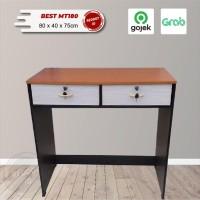 Meja Kerja Minimalis Komputer BEST M.Kios Multifungsi 80 * 40 * 75 cm