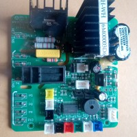 Modul PCB driver dispenser SHARP galon bawah SWD-72EH-BK/ SWD-72EH-WH