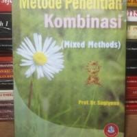 Buku Metode Penelitian Kombinasi