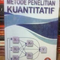 Buku Metode Penelitian Kuantitatif