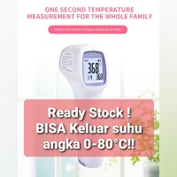 [READY STOCK TERMURAH!] Infrared NonContact Thermometer / Thermogun