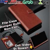 Flip Wallet Kulit Vivo X50 New 2020