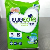 WECARE Adult Diapers International M10