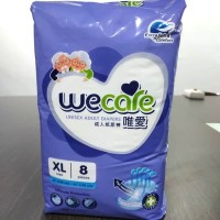 WECARE Adult Diapers International XL8