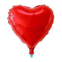 Balon foil love Balon hati 40cm