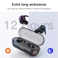 TWS SONY EARPHONE STEREO WIRELESS BLUETOOTH TOUCH CONTROL