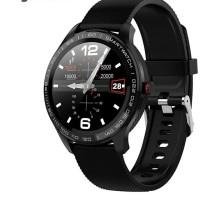 Smart Watch Air ultra-tipis Layar Sentuh Penuh EKG PPG Tekanan Darah