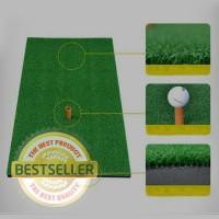 Driving Range Hitting Mat Golf 30x60 Cm Terlaris Gratis Tee
