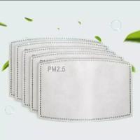 Refill Filter Masker Bowin N99 N95 PM 2.5 5pcs