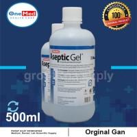 Aseptic gel Onemed 500ml Refill Orginal