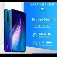 Xiaomi Redmi Note 8 4/64 GARANSI RESMI - BARU BRAND NEW
