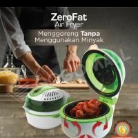Zerofat Airfryer - Alat memasak, menggoreng tanpa minyak