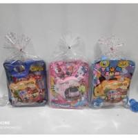 Paket souvenir ultah paket bingkisan tas & kotak makan