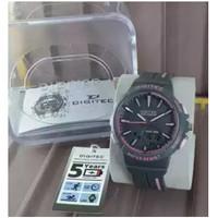 DIGITEC - Jam Tangan Wanita Dual Times Original DG 2126 Grey