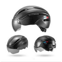 Rockbros WT-018S Road Bike Ultra Light Helm Sepeda