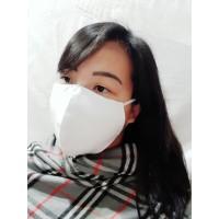 Masker kain fashion (Khusus Warna Polos)